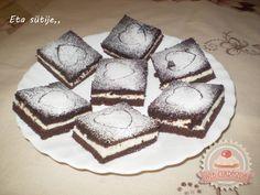 Kakaós-túrós süti Eta módra