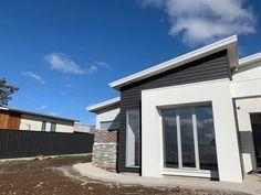 House Exteriors, Garage Doors, New Homes, Outdoor Decor, Home Decor, Decoration Home, Room Decor, Home Interior Design, Carriage Doors