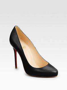 Christian Louboutin  Elisa Pumps. This is the perfect pump.