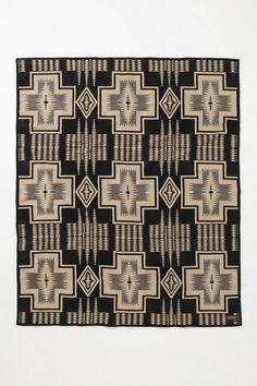 pendleton blanket • anthropologie