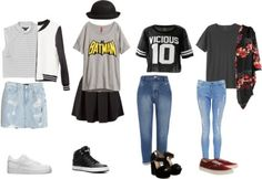 Cute School Outfits for 11 Year Old Girl | Tomboy + Girly Outfits