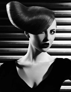 hair by Lucie Doughty