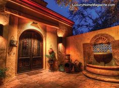 New Braunfels Luxury Homes and Real Estate   Exquisite Hacienda in New Braunfels