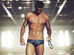 Michael Phelps, Photo By Carlos Serrao