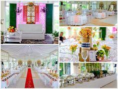 Rami and Jessica's Wedding @ Mahogany Place Tagaytay - January 20, 2016