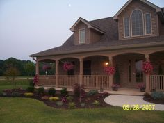 NEW HOUSE/FIRST SUMMER , LANDSCAPING OF MY YARD FIRST SUMMER. , , Landscaping Design