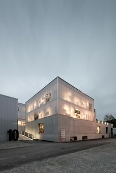 Gusswerk Extension by LP Architektur Salzburg