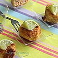 Croquettes de saumon - MADE IN COOKING