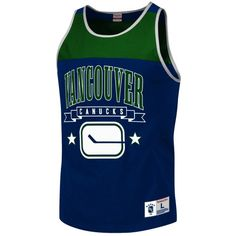 Vancouver Canucks Tank Top