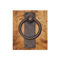 Wrought Iron Door Knocker - Wrought Iron Door Knocker