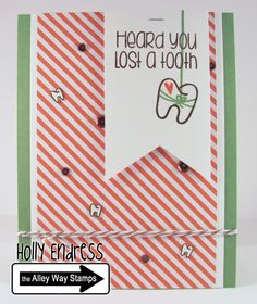 Hollybeary Creations || The Alley Way Stamps, TAWS, cards, clear stamps, Tootharina