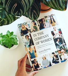 Grace Bonney's new book, In the Company of Women is one of the most inspiring books I've ever read. For those of you who haven't heard about it yet, it's a compilation of interviews with 100 female entrepreneurs in creative industries. Grace is the founder and editor of Design Sponge, so the book is also …