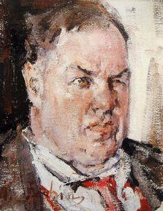 Nicolai Ivanovich Fechin