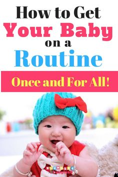 How to Start the Perfect Baby Sleep Schedule - The Ultimate How-to