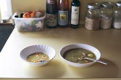 split pea soup...cook's illustrated via orangette