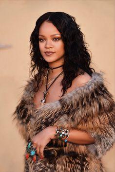 Rihanna, Dior, 2017