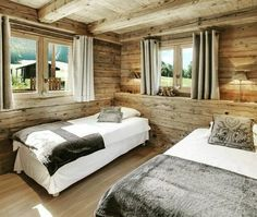 Located 328 feet from the ski slopes, Chalet Patagonia offers accommodations in La Clusaz. Chalet Design, Chalet Style, Lodge Style, House Design, Chalet Interior, Interior Design, Ski Chalet Decor, Rustic Home Design, Cabin Interiors