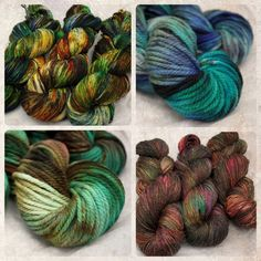 Learn my secrets to breaking the color wheel rules and getting some really mind blowing results in my fiber art.