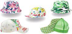 Werbeartikel-Klassiker: Basecap und Sonnenhut 'Bucket-Hat'