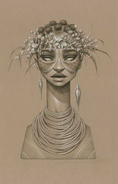 african sun goddess, tsehai