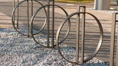 HessAmerica > Products > Site Amenities > Bicycle Racks > CERES