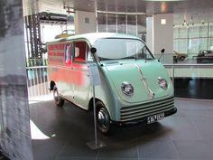 Museu Audi Ingolstadt - DKW -Viagem com Sabor