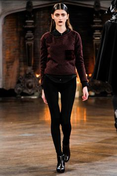 Katie Gallagher - Fall 2014 Ready-to-Wear - Look 2 of 23