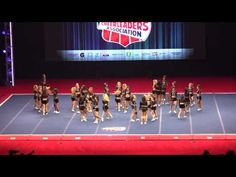 This is what I show people when they say cheerleading isn't a sport. Maryland Twisters F5 at NCA's 2013