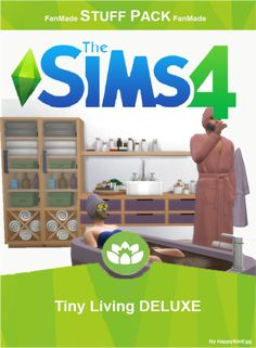Bathroomset based on the Tiny Living Stuff pack from the sims Maxis Match Custom Content! Sims 4 Game Packs, The Sims 4 Packs, Sims 4 Game Mods, Maxis, Sims Four, Sims 4 Mm, Sims 4 Expansions, Sims 4 City Living, Sims 4 Traits