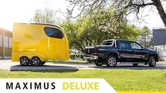 Maximize space safety fuel efficiency and more with the Humbaur Maximus. The pinnacle in luxury imported German horseboxes. Horse Trailers, South Africa, Investing, Fuel Efficiency, Van, Maximize Space, Dressage, Safety, German