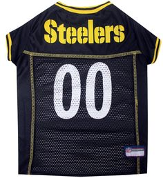 Pets First Pittsburgh Steelers Mesh Jersey *** Want to know more, click on the image.