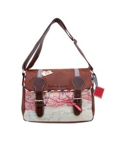 Disaster Designs Paper Planes Satchel - Kiki's Boutique