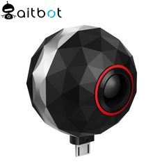 2017 trending products 360 degree Camera for action camera 4k