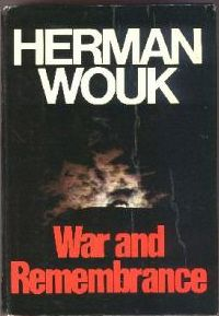 War and Remembrance is the sequel to The Winds of War, by Herman Wouk, who also wrote The Cain Mutiny.  This one follows the lives of two families through WWII.  It was made into a TV miniseries in 1988.