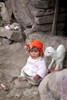 Çocuk & HayvaN - Kuzu & Keçi & Koyun