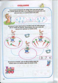 Carte Educativa Pentru Prescolari Activitati Matematice 5 7 Ani Preschool Activities, Bullet Journal, Map, Iris, Food, Kindergarten Activities, Maps, Meals, Bearded Iris
