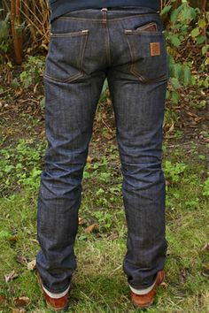 Carhartt - Klondike Pant Selvage - Sivletto  Unionville – clothes and stuff for a lifestyle deluxe - rockabilly, hot rod, swing, retro, tik...
