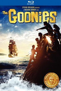 I watched this nearly every day for a whole summer.   Classic movie of my childhood.  Everything I needed to know I learned from the Goonies
