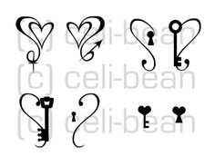 Matching Tattoos by *Celi-Bean on deviantART