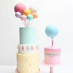 Cake by #cuppyandcake for #australiassweetestmorningtea