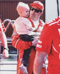 Kimi with his son❤❤❤