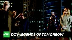 DC's Legends of Tomorrow - First Look https://youtu.be/4MubNoWQiSc