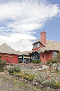 Hacienda El Porvenir. Un espacio de arquitectura vernácula a cargo del Arq. Juan Fernando Pérez  Fotos: Chris Falcony  Edición 44 CLAVE!