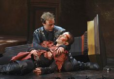 Famous Death Lines: Pre-Reading on Your Feet - Folger Shakespeare Library Lesson Plan