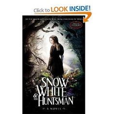 Snow Whitw and the Huntsman