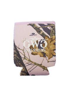 Mossy Oak Break Up Pink® Koozie Camo