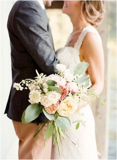 An INCREDIBLY beautiful wedding ~ so many perfectly lovely details, not to mention breathtaking images | Mint Photography