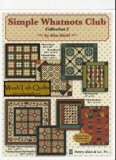 Simple Whatnots Club by Kim Diehl - Session 2