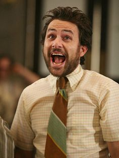 Charlie Kelly, It's Always Sunny... (Charlie Day)