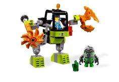 Lego Power Miners robot